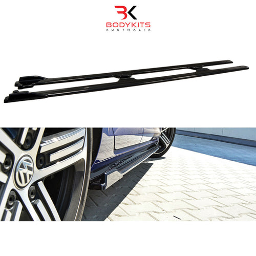 SIDE SKIRTS VW GOLF MK7.5 R FACELIFT (2017+)