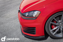 FRONT SPLITTER V.3 VW GOLF MK7 GTI PRE-FACELIFT (2012-2017)