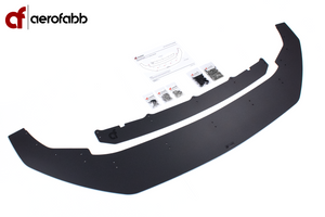 FRONT SPLITTER V.3 VW GOLF MK7.5 GTI FACELIFT (2017+)
