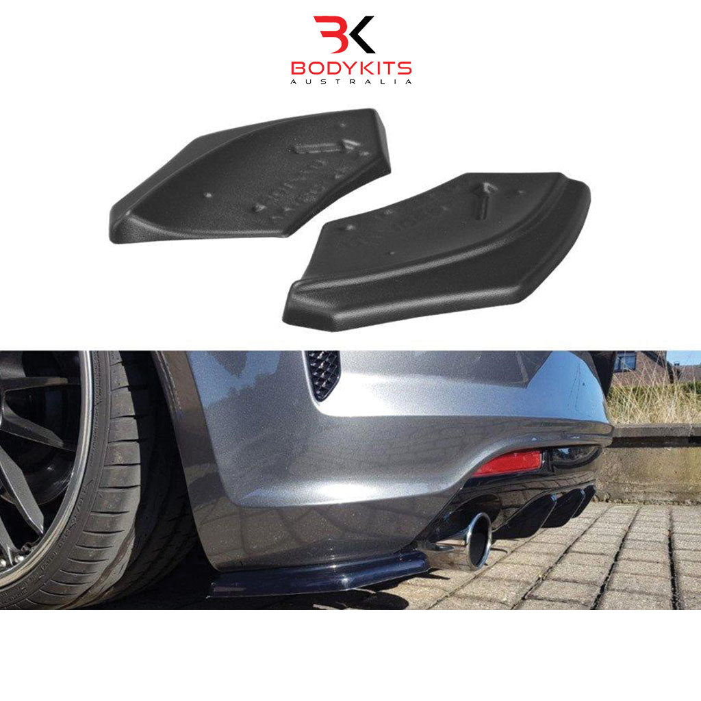 REAR SIDE SPLITTERS VW SCIROCCO R FACELIFT (2014-2017)