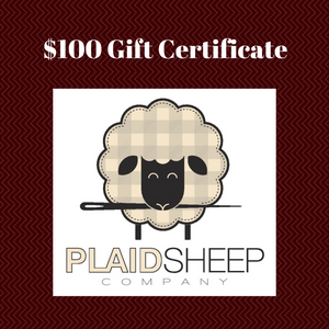 Gift Certificates: $100