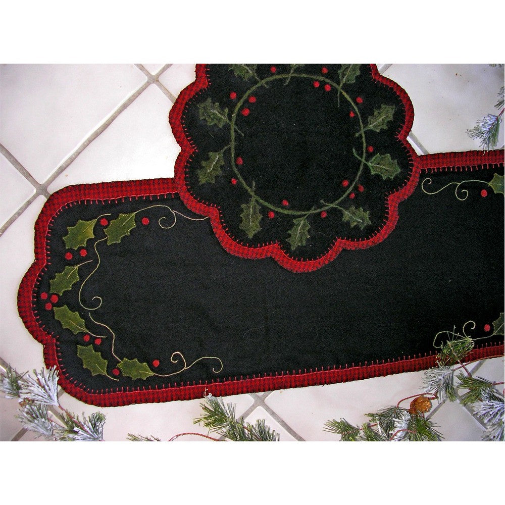 Holly Berry Mats
