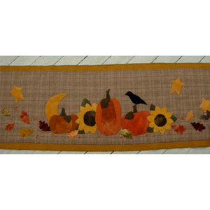 Autumn Harvest Bed Runner