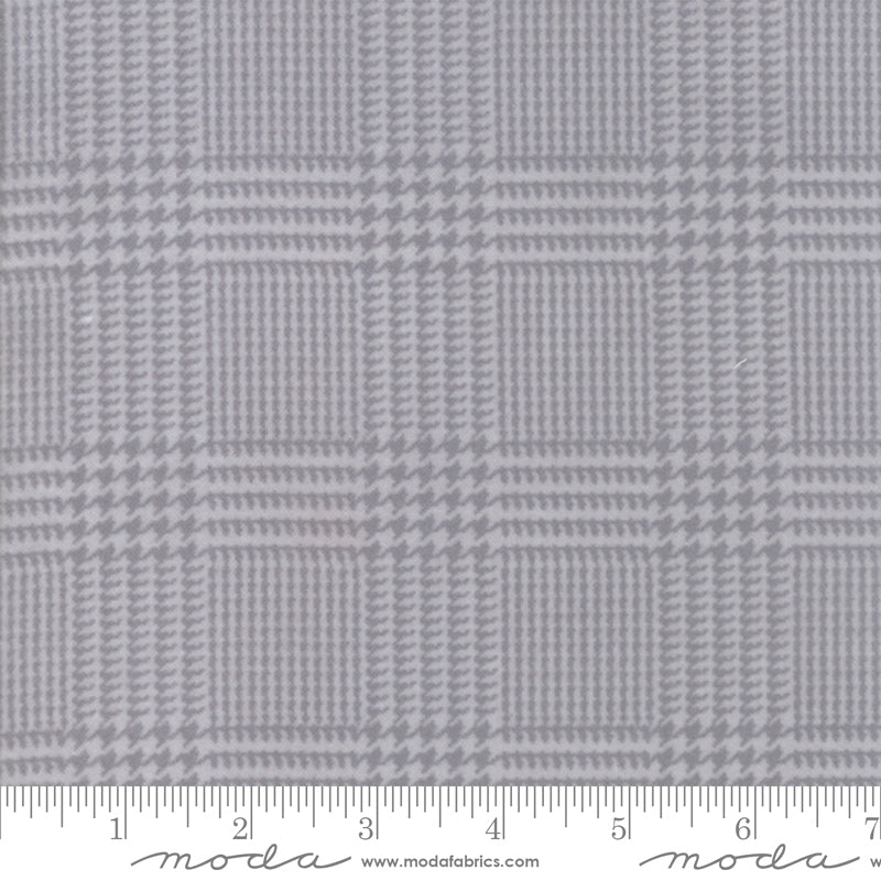 Farmhouse Flannels II - Feather Gray