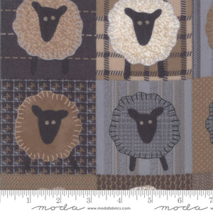 Farmhouse Flannels II - Sheep
