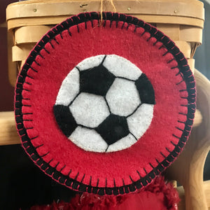 Soccer Coasters Kit