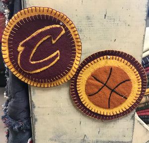 Cleveland Cavaliers Coasters