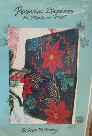 Winter Whimsy Rug Hooking Kit