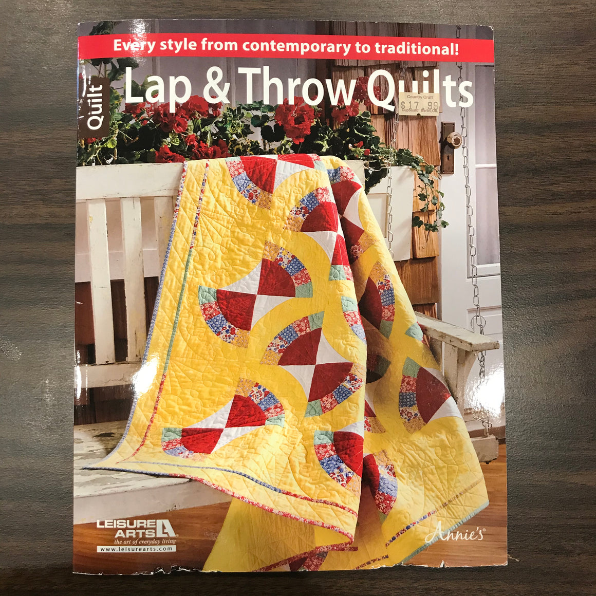Lap & Throw Quilts