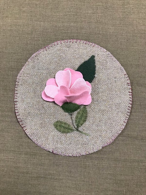3D Rose Applique Class