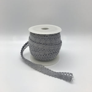 Light Gray Lace Trim