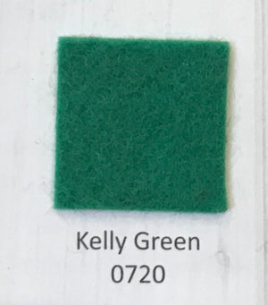 Kelly Green - 0720
