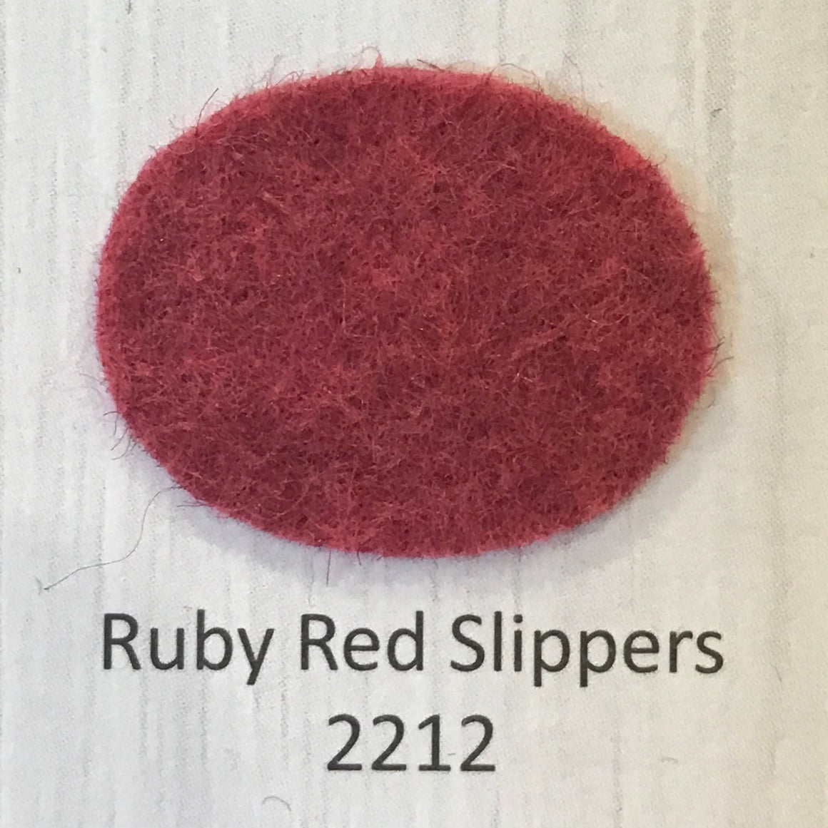 Ruby Red Slippers - 2212