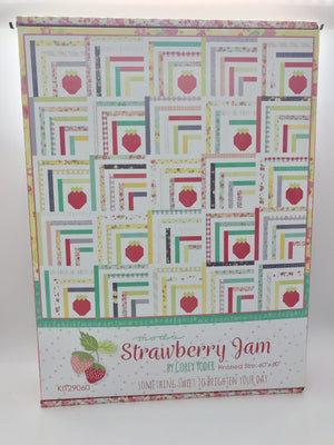 Strawberry Jam Kit