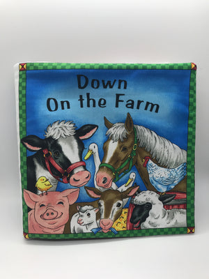 Fabric Book: Down on the Farm
