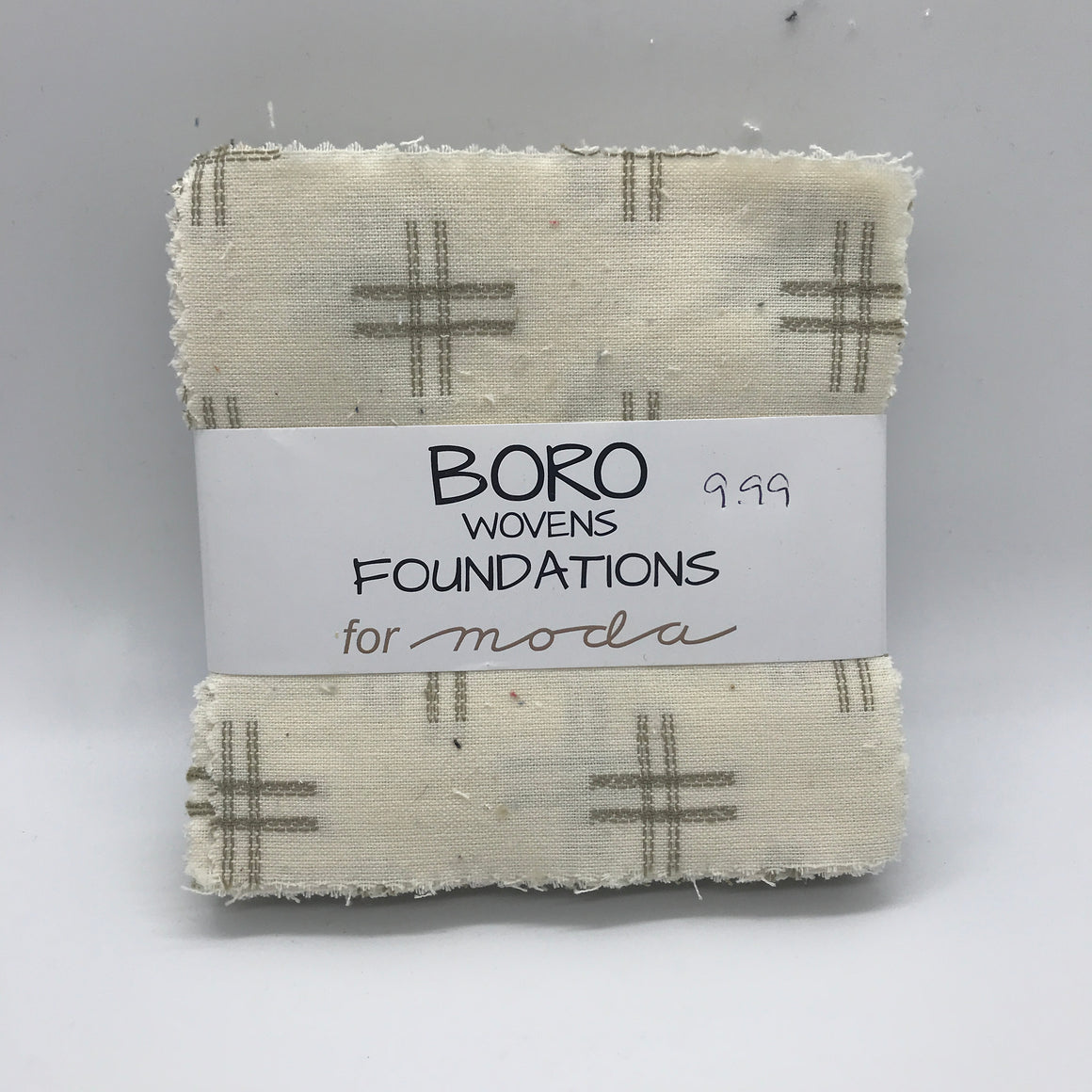 Boro Wovens Foundations