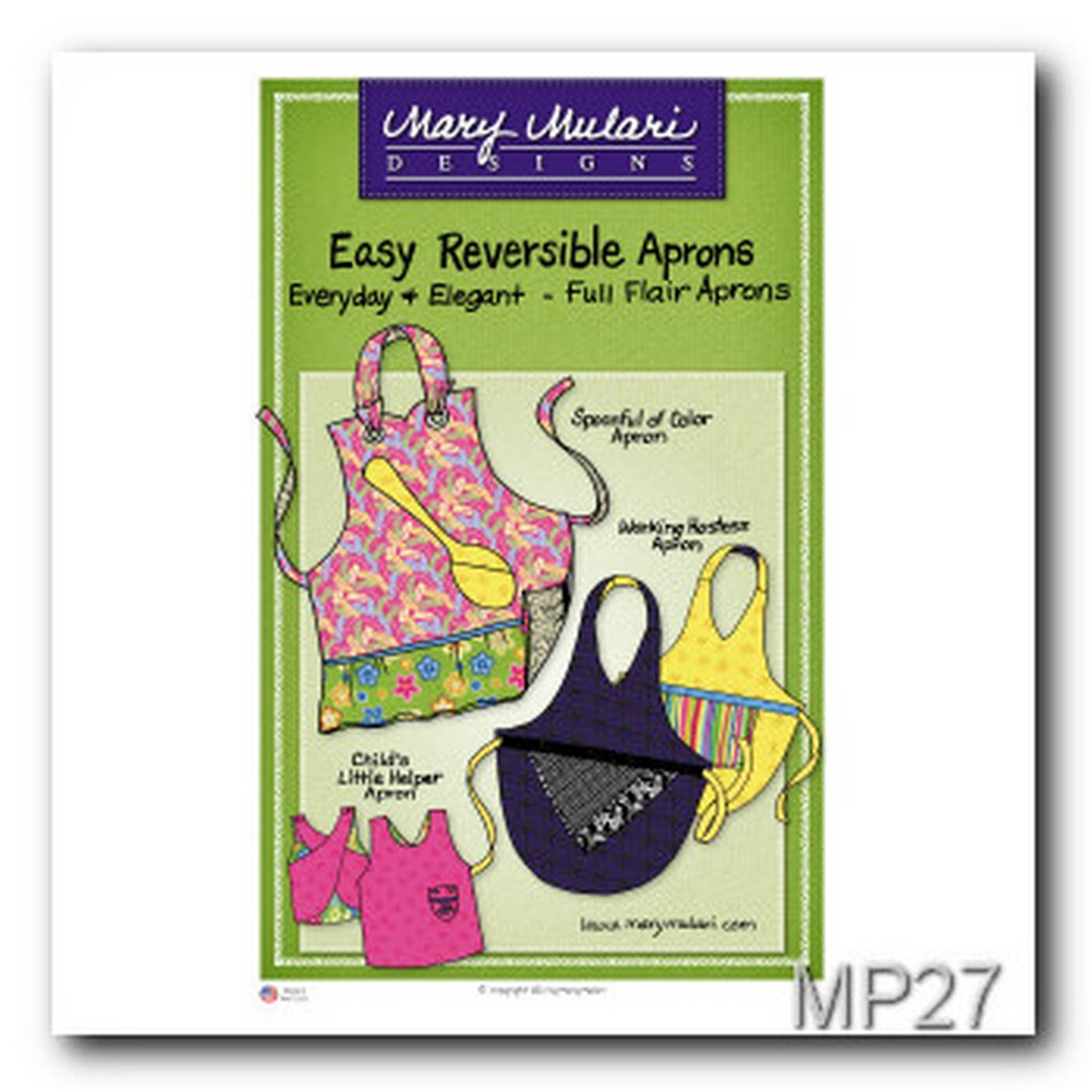 Easy Reversible Aprons