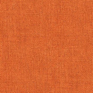 Orange Solid Burlap Fabric