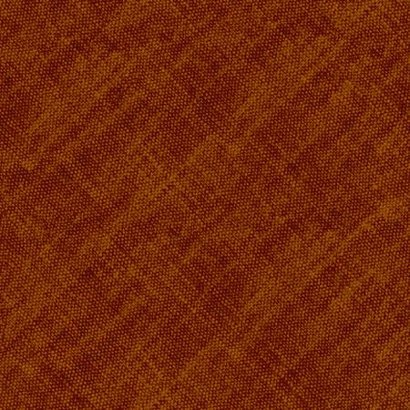 Pumpkin Bias Weave Texture Fabric