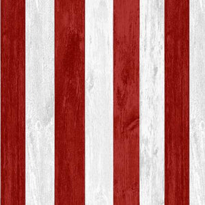 Red Patriotic Stripe