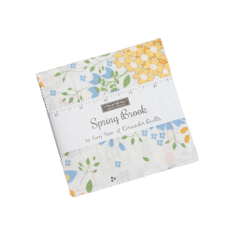 Spring Brook Charm Pack 29110PP Moda Precuts