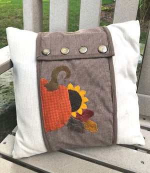 Fall Pillow Wrap