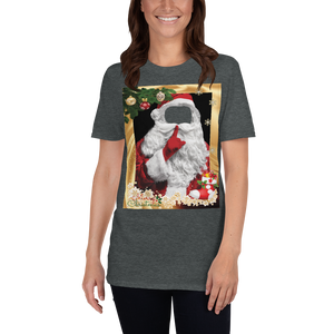 10SAS Secret Santa Short-Sleeve Unisex T-Shirt