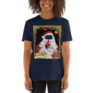 70SAS Secret Santa Short-Sleeve Unisex T-Shirt