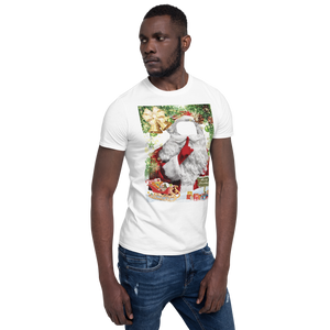 50SAS Secret Santa Short-Sleeve Unisex T-Shirt