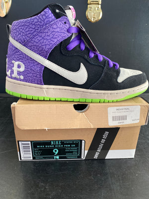 Nike Dunk High Premium SB Send Help 2 sz 9