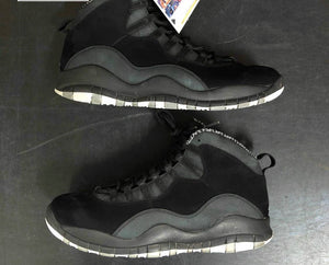 Air Jordan 10 Retro Stealth sz 9