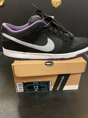 Nike Dunk Low Pro SB Canyon Purple sz 12
