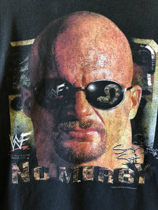 Stone Cold No Mercy L/S Tee sz L