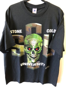 Stone Cold University Tee sz 2XL