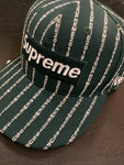 Supreme New Era hat sz 7 3/8