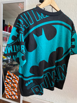1992 Batman DC Comics tee sz L