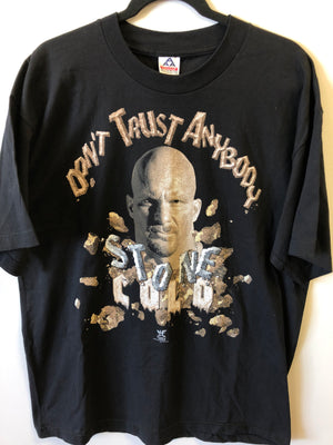 Stone Cold Don't Trust Anybody Tee sz XL