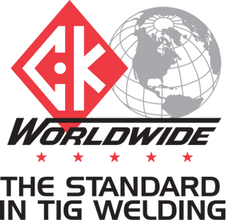 CK Worldwide TIG Torches