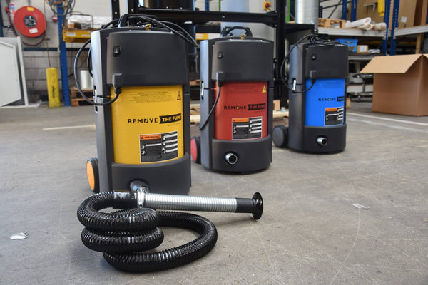 Portable Fume Extractors