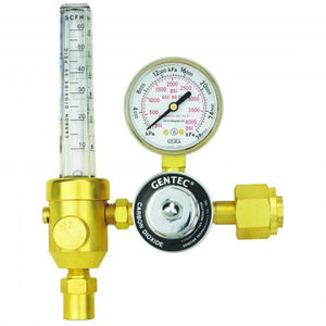 Gentec CGA680 Light Duty Single Stage Flowmeter Regulator