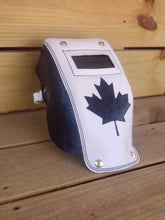 Outlaw Leather - Canada Flag Pocket Welding Hood