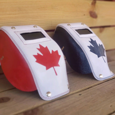 Canada Flag Pocket Hood