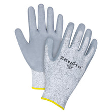 2XL size 11 - Cut Resistant Level 2 - HPPE Nitrile-Coated Gloves