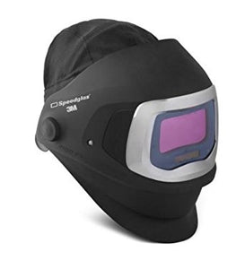3m speedglas 9100fx welding helmet side view