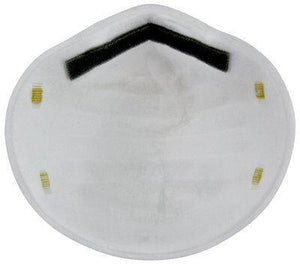 3M N95 Particulate Respirator 8210Plus Inside