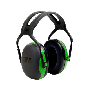 3m peltor x1a over the head ear muffs