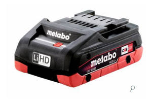 Metabo Cordless Tool Batteries