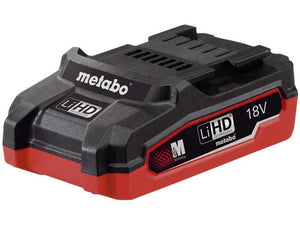 metabo 625343000 compact lihd battery pack