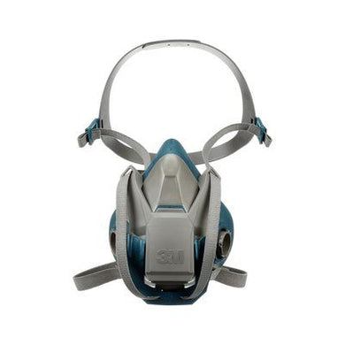 3M Rugged Comfort Quick Latch Half Facepiece Reusable Respirator 6502QL