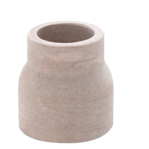 CK Worldwide short (low profile) ceramic cups